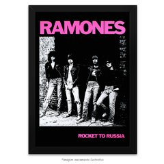 Poster Ramones - Rocket to Russia