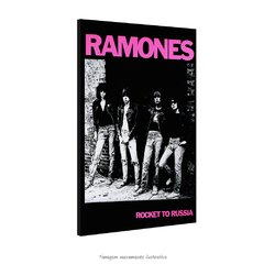 Poster Ramones - Rocket to Russia na internet
