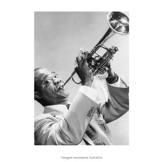 Poster Louis Armstrong - loja online