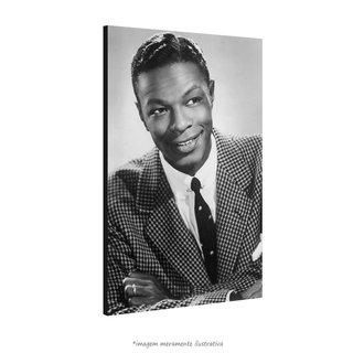 Poster Nat King Cole na internet