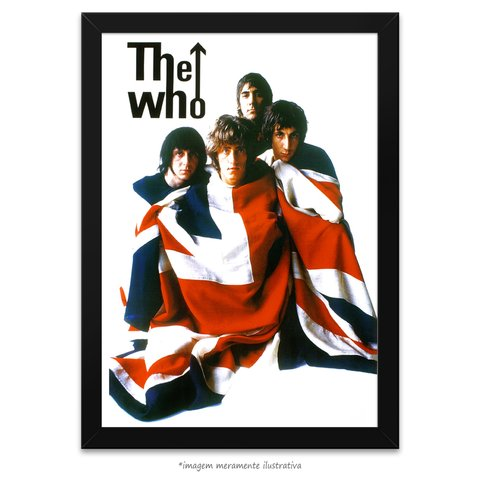 Poster The Who