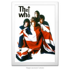 Poster The Who - comprar online