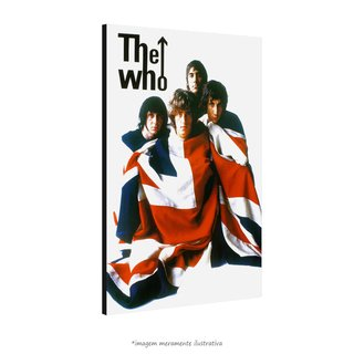 Poster The Who na internet