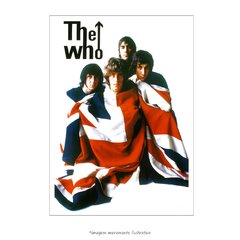 Poster The Who - QueroPosters.com