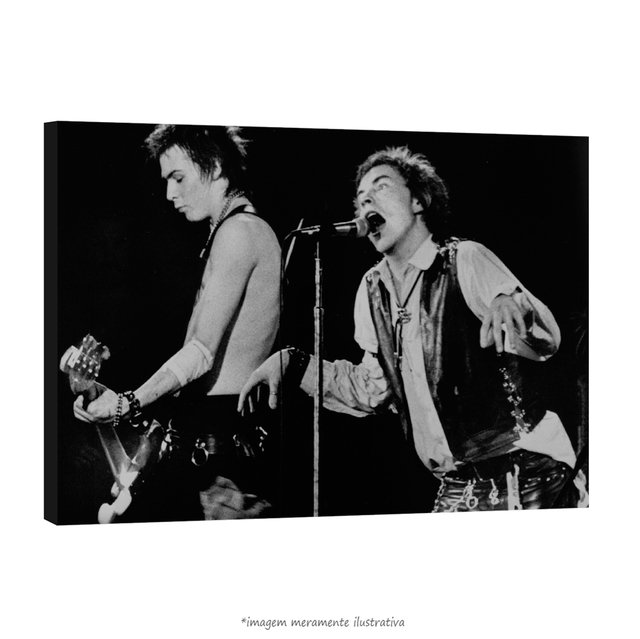 Poster The Sex Pistols na internet