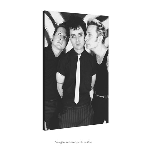 Poster Green Day na internet