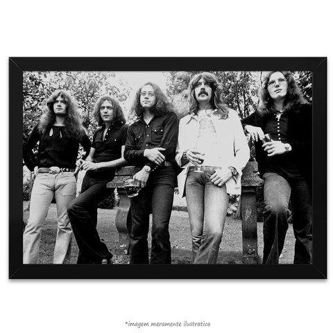 Poster Deep Purple