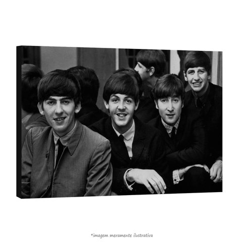 Poster The Beatles na internet