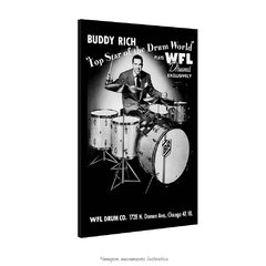 Poster Buddy Rich na internet