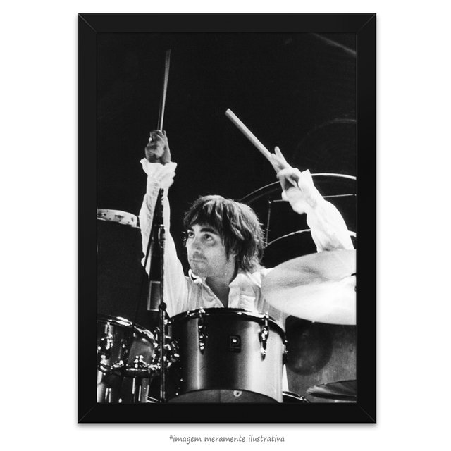 Poster Keith Moon