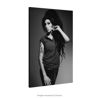 Poster Amy Winehouse na internet