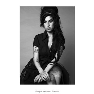 Poster Amy Winehouse - QueroPosters.com