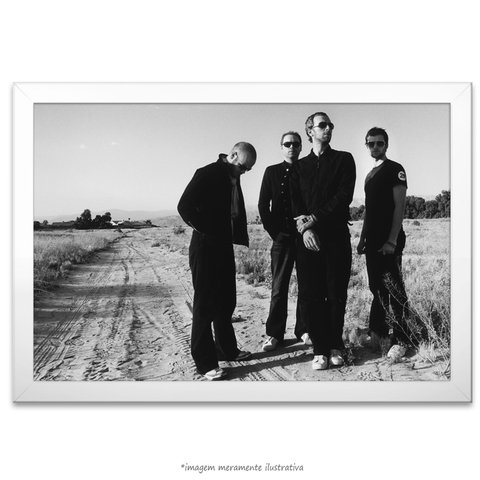 Poster Coldplay - comprar online