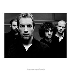 Poster Coldplay - QueroPosters.com