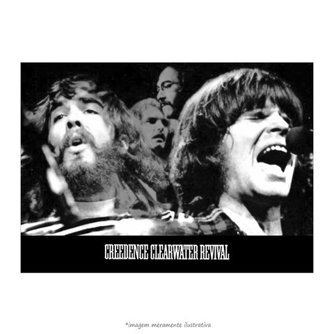 Poster Creedence