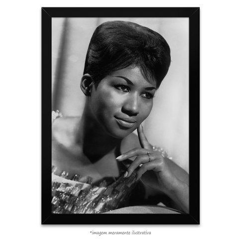 Poster Aretha Franklin