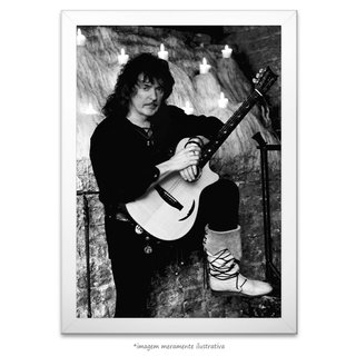 Poster Ritchie Blackmore - comprar online