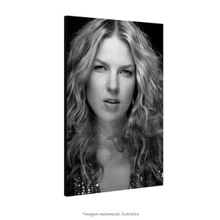 Poster Diana Krall na internet