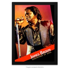 Poster James Brown