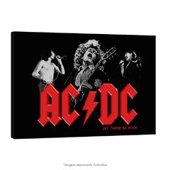 Poster AC/DC na internet