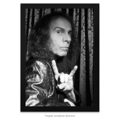 Poster Ronnie James Dio