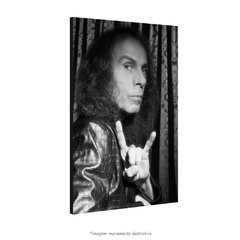 Poster Ronnie James Dio na internet