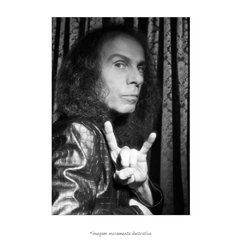 Poster Ronnie James Dio - QueroPosters.com