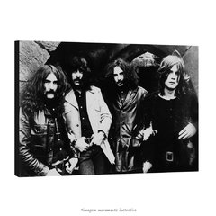 Poster Black Sabbath na internet