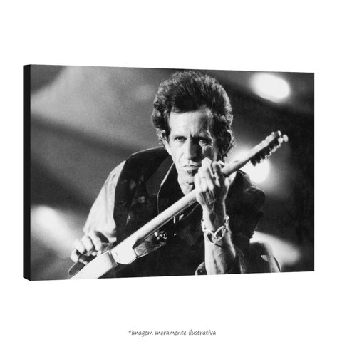 Poster Keith Richards na internet