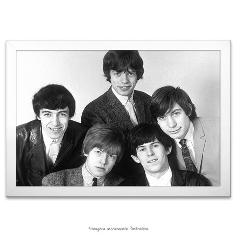 Poster The Rolling Stones - comprar online