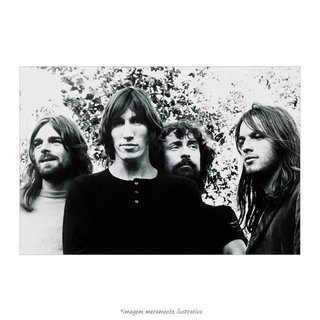 Poster Pink Floyd - QueroPosters.com