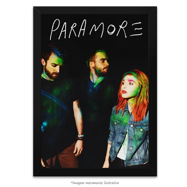Poster Paramore