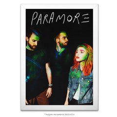 Poster Paramore - comprar online