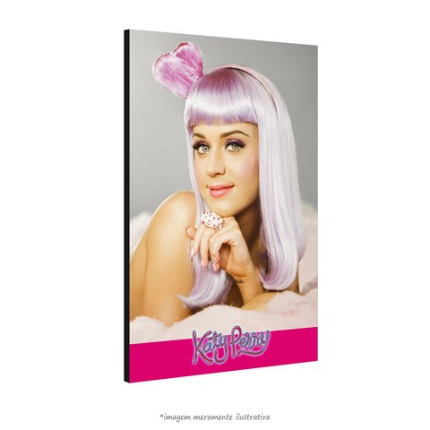 Poster Katy Perry na internet