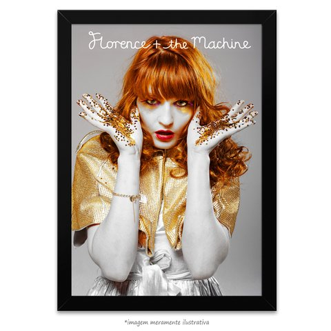 Poster Florence And The Machine