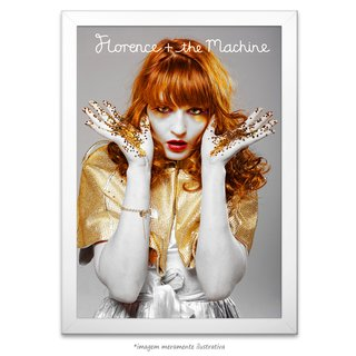 Poster Florence And The Machine - comprar online