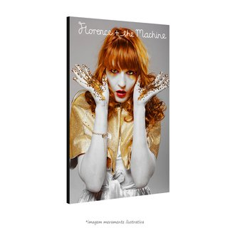 Poster Florence And The Machine na internet