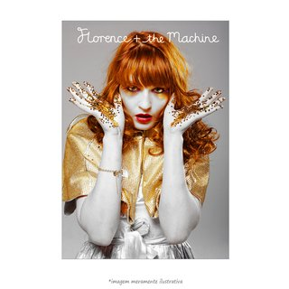Poster Florence And The Machine - QueroPosters.com