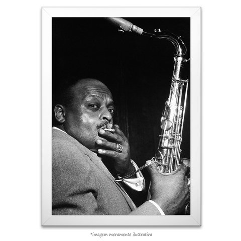 Poster Ben Webster na internet
