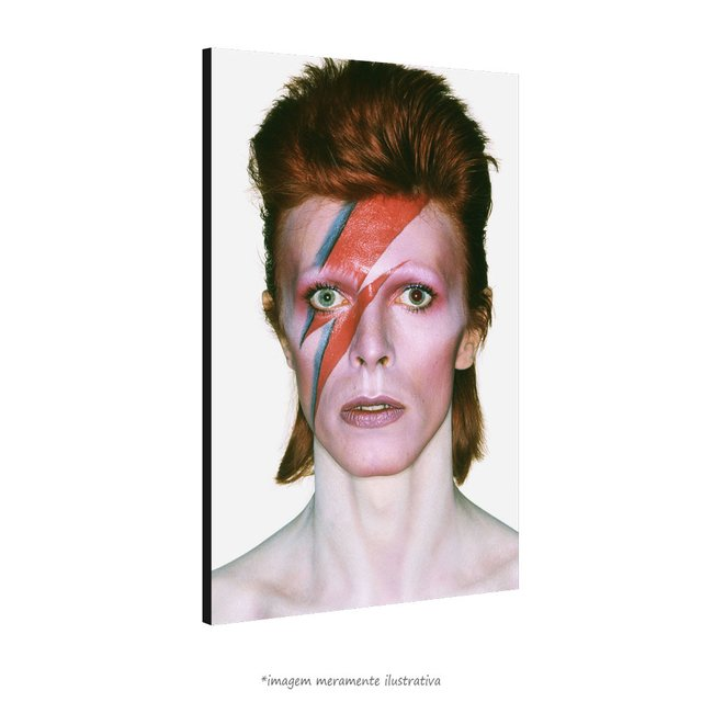Poster David Bowie na internet