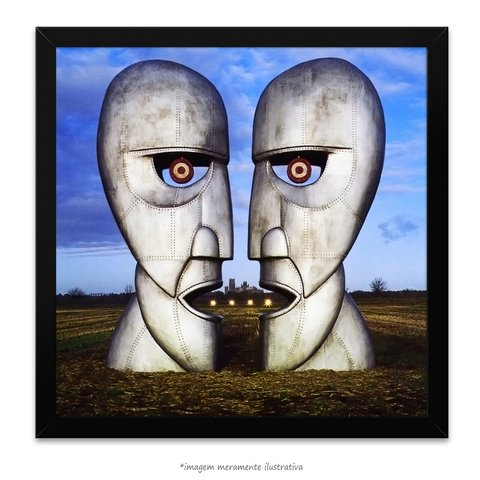 Poster The Division Bell - Pink Floyd