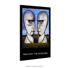 Poster The Division Bell - Pink Floyd na internet