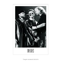 Poster Bee Gees - QueroPosters.com