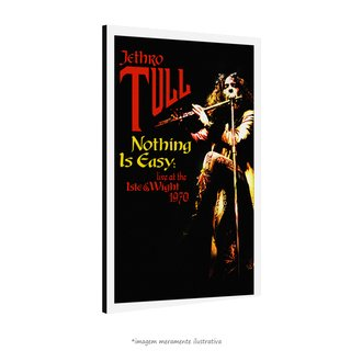 Poster Jethro Tull - Nothing is Easy na internet