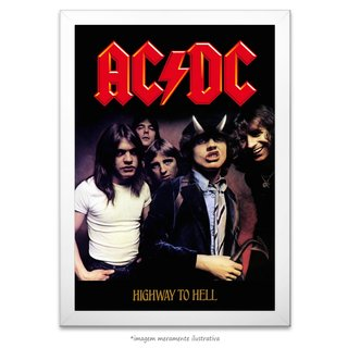 Poster AC/DC - Highway to Hell - comprar online