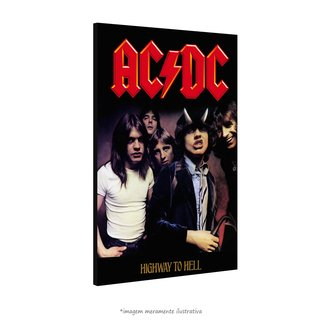 Poster AC/DC - Highway to Hell na internet