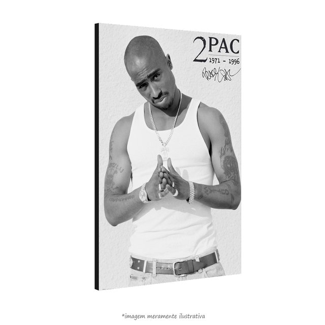 Poster 2Pac na internet