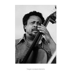 Poster Charles Mingus - QueroPosters.com