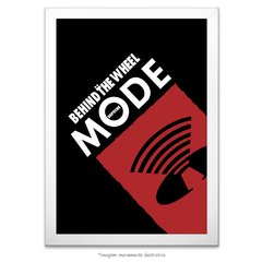 Poster Depeche Mode - Behind The Wheel - comprar online