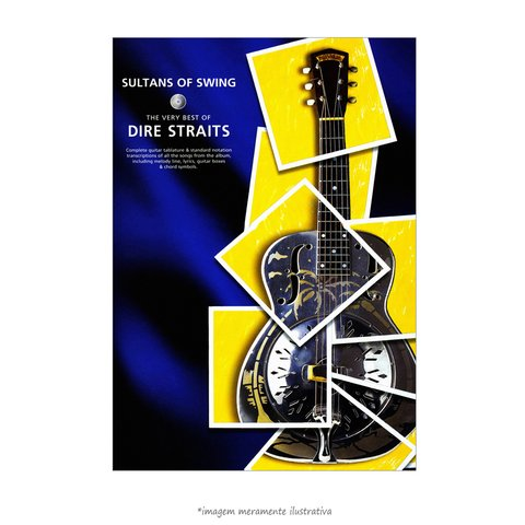Poster Dire Straits